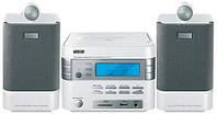 Музыкальный центр MYSTERY MMK-627U White