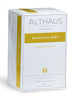 Чай Althaus Bavarian Mint (Баварская м'ята) 20х1,75гр.