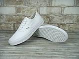 Кеды женские Vans Era 30298 белые, фото 5