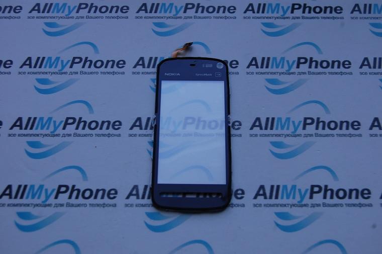 Сенсорный экран для Nokia 5800 Black