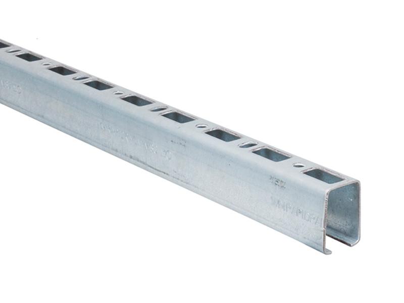 Профіль монтажний перфорований Walraven 30х45х2 мм по 2 м WM30
