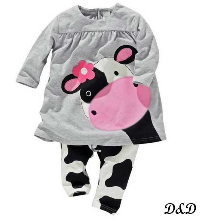Дитячий костюм для дівчинки
