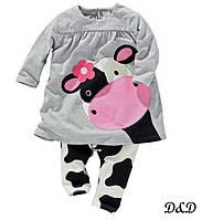 Дитячий костюм для дівчинки, фото 1
