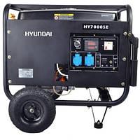 Hyundai HY 7000SE генератор бензиновый (для дома)