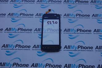 Сенсорный экран для Nokia 5230,5228 Black