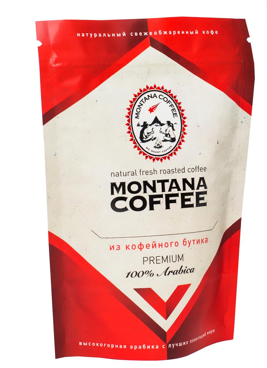 Ванильный миндаль Montana coffee 150 г