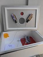 Инкубатор Наседка -70 яиц, ручной переворот, цыфровой терморегулятор