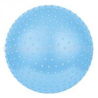 Мяч для фитнеса фитбол массажный Spokey диаметр 65 см с насосом