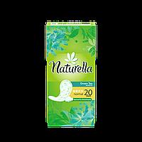 Ежедневные прокладки Naturella Green Tea Magic Normal 20 шт.