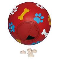 Кормушка Trixie Snack Ball для лакомств, 11 см, фото 1