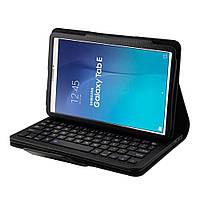 Чехол клавиатура Bluetooth для планшета Samsung Galaxy Tab E 9.6 T560 черный