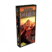7 Wonders: Cities (7 Чудес Света: Города). Настольная игра
