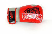Боксерские перчатки PowerPlay 3008 Jaguar Predator Serits Red