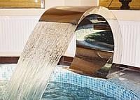 Каскадный излив 500 мм из нержавеющей стали