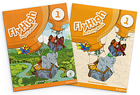 Комплект Fly High 1 Pupil's Book + Activity Book + CD-ROM