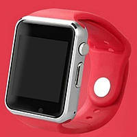 Смарт часы Smart Watch A-1 Красный