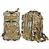 Тактичний штурмовий рюкзак Abrams green leaf+ПОДАРУНОК (на вибір), фото 2