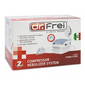 Ингалятор компрессорный Turbo Flow Dr.Frei (Швейцария), фото 2
