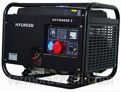 Hyundai HY 7000SE-3 генератор бензиновый (для дома)