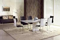 Раскладной обеденный стол Marcello (Halmar)