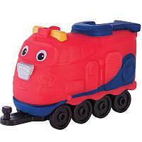 Детский паровозик Джекман Chuggington (JW10568/10567/10573)