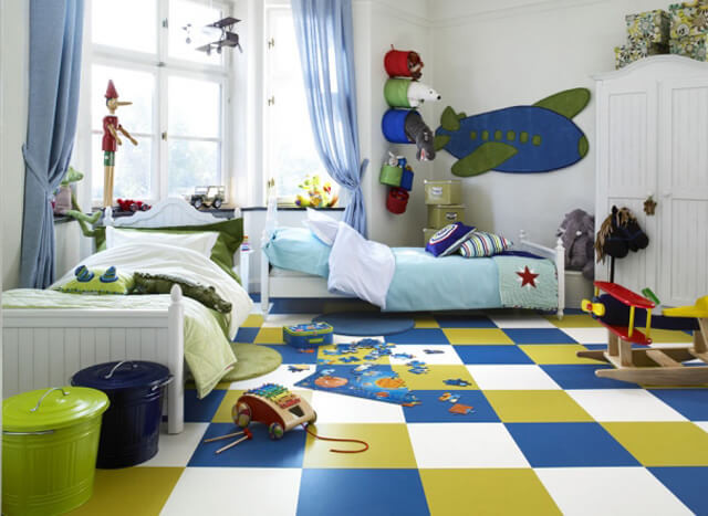 М'яке покриття на підлогу для дітей купити