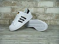 Кроссовки женские Adidas Superstar 30119 белые, фото 1