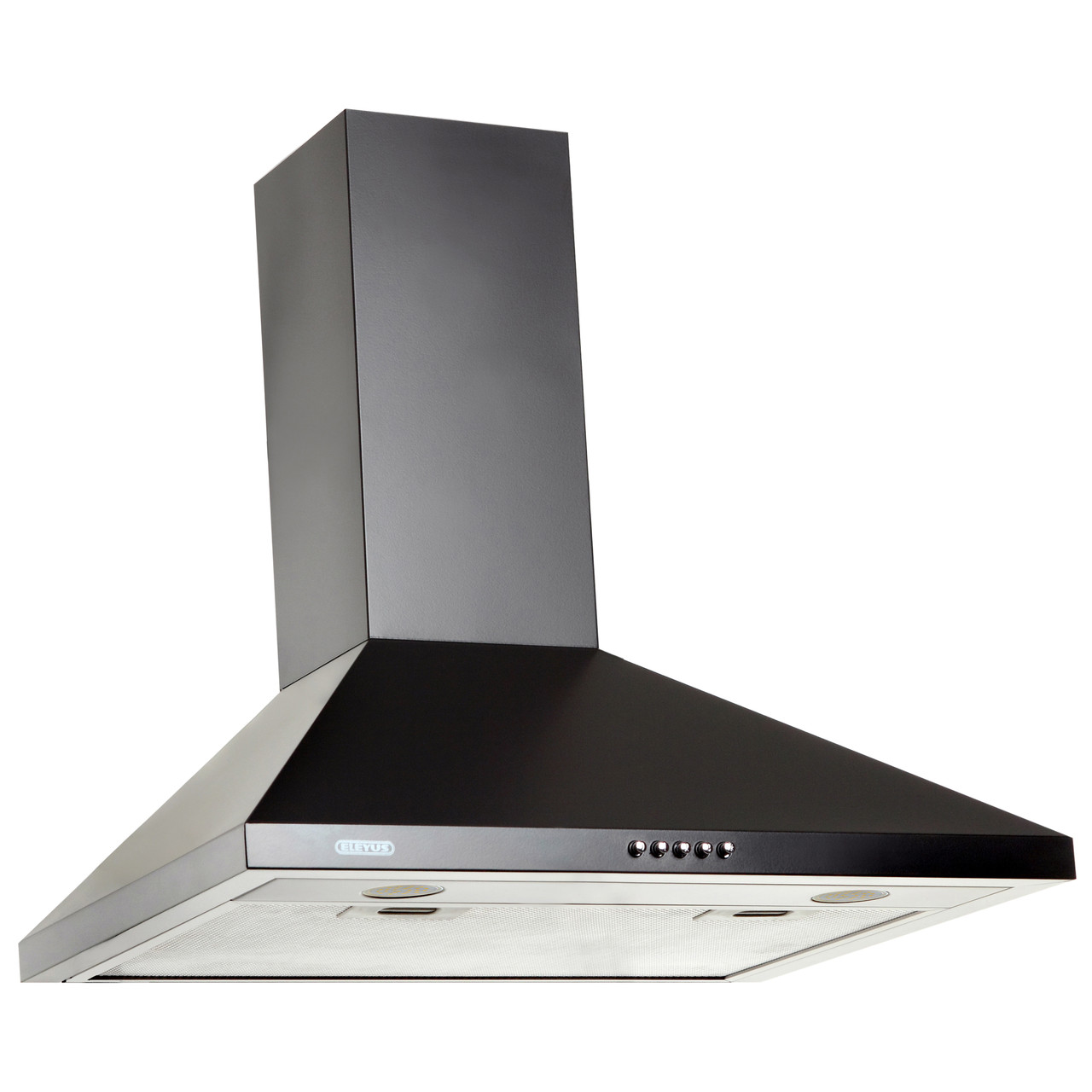 Витяжка кухонна ELEYUS Kvinta 1000 LED SMD 60 BL