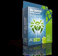 Dr.Web Mobile Security, на 1 устройство, на 12 месяцев (LHM-AA-12M-1-A3)