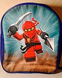 """Рюкзак """"LEGO-Нинзяга"""" для мальчиков, фото 4"""