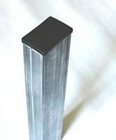Оцинкованный столб в бетон для сварных секций Оригинал