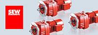 Цилиндрические мотор-редукторы (Серия R) SEW-EURODRIVE, фото 1