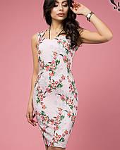 Платье с цветочным узором (Арлет lzn), фото 3