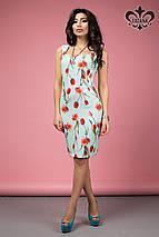 Платье с цветочным узором (Арлет lzn), фото 2