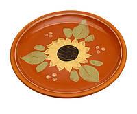 Тарелка керамическая художественная роспись 200 мм