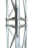 Мачта  алюминиевая трёхгранная М440 H=24m