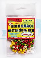 """Пінопласт в протеїнового тесті """"Мед асорті"""" mini"""