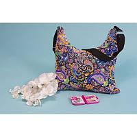Набор для изготовления сумки с вышивкой 8518. ВОСТОК