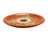 Тарелка керамическая (художественная роспись) 230 мм