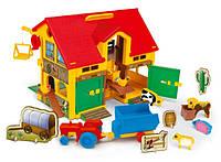 "Игровой набор  ""Ферма"" серии  Play House Wader 25450"