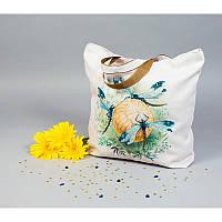 Набор для изготовления сумки с вышивкой 8519. ТАНЕЦ СТРЕКОЗ
