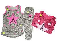 Комплект-двойка для девочки, размеры 116,122,128,134,140, GRACE, арт. G-70330