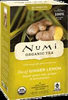 """Органический травяной тизан """"Лимонный имбирь"""" Numi"""
