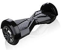 """Гироборд ProLogix Junior-X 8"""" с колонкой + пульт и сумка, Черный (BS-K80B/BRC-Black)"""