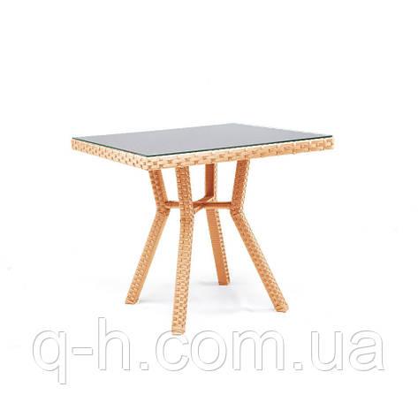 Стол Flash из искусственного ротанга, фото 2