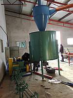 Пресс для производства топливных брикетов пр-ва (Польша)