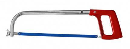 Ножовка по металлу, хромированная рамка 250–300 мм Technics, фото 2