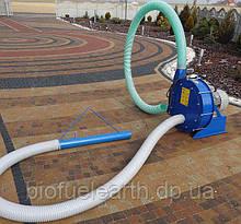 Молотковая дробилка опилок (30 кВт, 1000 кг/час)