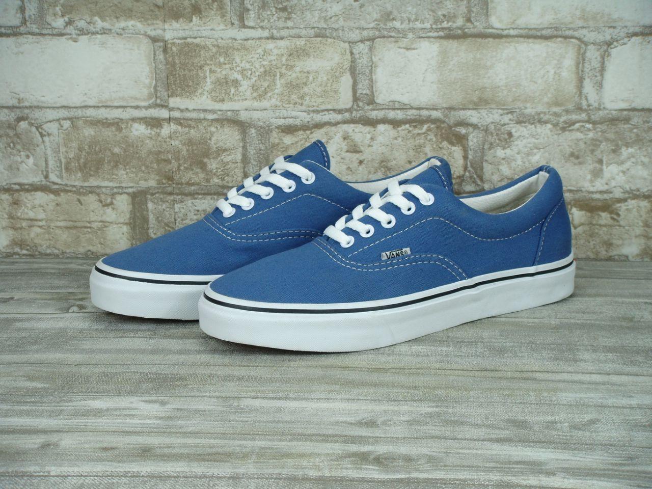 Кеды мужские Vans 30325 синие