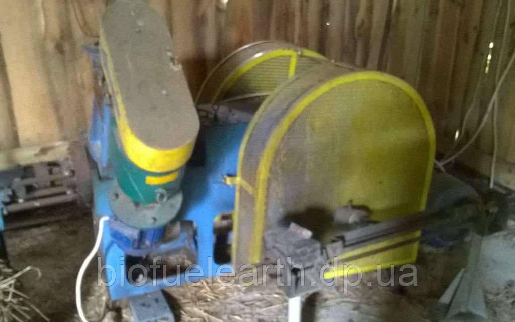 Пресс ударно-механический Wamag б/у для производства брикетов